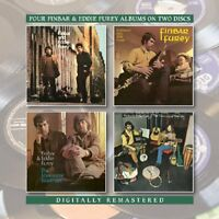 Finbar & Eddie Furey/Trad Irish Pipe Music/Lonesome Boatman/Dawning of.(2CD) NEW