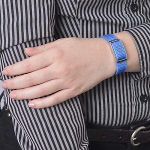 Bioflow Magnetic Bracelet - LADIES EXPLORER (Blue) - Natural Healing!