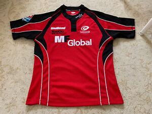 Saracens Rugby Shirt Size Large