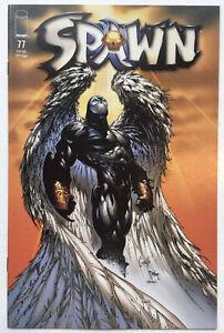 Spawn 77 Nm- 9.2 1st Archangel! Todd McFarlane Image Comics 1992