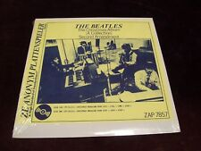 "THE BEATLES ""CHRISTMAS ALBUM"" LP SEALED REISSUE ZE ANONYM PLATTENSPIELER 1976"