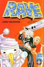 manga STAR COMICS RAVE  numero 4