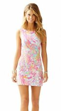 NWT Lilly Pulitzer Whiting Dress Scuba to Cuba sz Medium