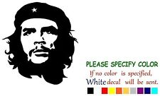 """Che Guevara Graphic Die Cut decal sticker Car Truck Boat Laptop Tablet 6"""""""