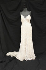 Willowby by Watters Elise Wedding Gown Bridal Dress sz 10