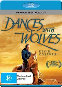 Dances With Wolves - Theatrical Edition Blu-ray