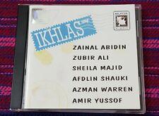 Various Artist ~ Ikhlas ( Malaysia Press ) Cd