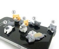 3.5 mm Cheese Cat  Anti Dust Earphone Jack Plug Stopper Cell phone Cap