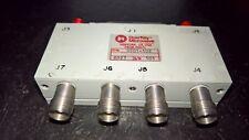 DowKey Microwave X501-102 mystery switch, SMA, etc dated 8923