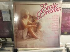 Pasquale Dagorn &Sounds Of Love Orchestra- Erotic Dreams LP- Nude Sexy Sleeve!!!