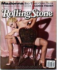 June Rolling Stone Monthly Music, Dance & Theatre Magazines