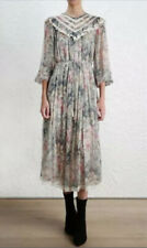 Zimmermann Cavalier Yoke Maxi Dress Sz 3 12 NWOT RRP 1100
