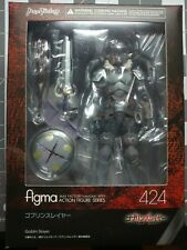 New Sealed figma Goblin Slayer Good Smile Company Max Factory GSC
