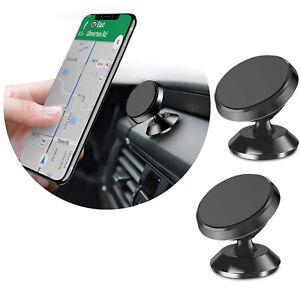 2er Magnetische Auto Halterung Telefonhalterung Universal Armaturenbrett Phones