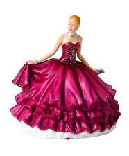 Royal Doulton Pretty Ladies Rendezvous Crystal Ball Figurine