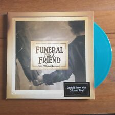 """Funeral For A Friend - Into Oblivion 7"""" Green Vinyl"""