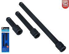 "Bluespot IMPACT Extension Bars 1/2"" 3pc Long Reach bar Set 1/2Inch Drive 02071"