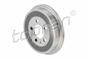Topran (110 039) Bremstrommel hinten für AUDI SEAT SKODA VW