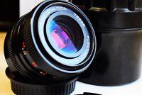 Rare MC Carl Zeiss Jena Flektogon 35mm f/2.4 Wide Angle SLR lens M42 EXC