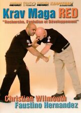 Krav Maga Red - Research and Development DVD Christian Wilmouth