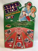 Super Star Collectible Action Marbles Official MLB Marbles Set #1