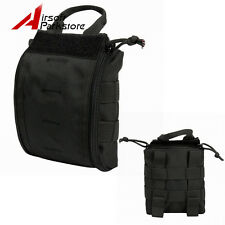 Hunting EMT MOLLE Medical First Aid Pouch Bag for Tactical Vest Belt Backpack