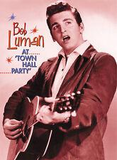 Bear Family DVD - LUMAN, Bob At Town Hall Party oi rock n roll