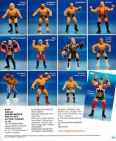 WCW Galoob Vintage Action Figures - Multibuy and Postage Discounts!