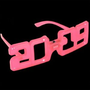 🔥 *** LED GLASSES *** *2019* T-MOBILE PINK LIGHT UP ^Brand New^ L@@K