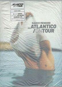 MARCO MENGONI – Atlantico/On Tour cd limited edition  live LEGGI SOTTO SIGILLATO