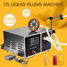 17L/min Automatic Liquid Filling Machine bottle filling machine bottle filler