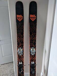 Black Crows Nocta 190cm Powder Skis w/ Marker Jester 16 Bindings (315mm BSL)