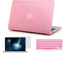 For Macbook Pro 13 15 with Touch Bar A1707 A1706 2016 Rubberized Hard Shell Case