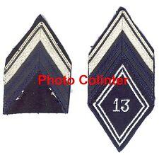 13eme Rgt Dragon Para  Brigadier-Chef ADL - Losange mle 1945 + galons