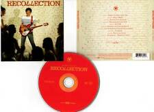 """LAURENT VOULZY """"Recollection"""" (CD) 2008"""