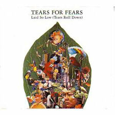 TEARS FOR FEARS  MAXI CD Laid so low (tears roll down)