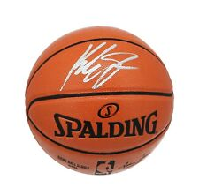 Klay Thompson Signed Basketball Golden State Warriors COA Fanatics Autograph
