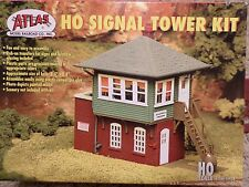 HO SCALE--SIGNAL TOWER BUILDING, Diorama / Model Kit Landscape /War Gamer Props