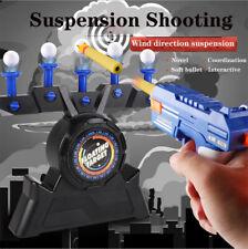 Foam Bullets Dart Gun Shooter Ball  Pistol Soft Darts Round Blaster Kid Xmas Toy