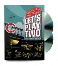 PEARL JAM - Let's Play due NUOVO DVD