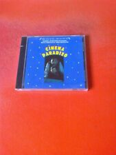 Cinema Paradiso Soundtrack Cd Album! Ennio Morricone