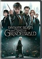 NEW Fantastic Beasts: The Crimes of Grindelwald [DVD]