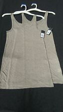 Lot of 2 Mossimo Women's Tank Tops (size:L/G) color: Oatmeal