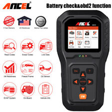 Ancel AD510 OBD2 Auto Check Engine Battery Check Diagnostic Scanner Code Reader