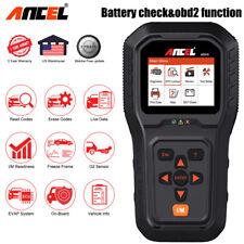 Ancel AD510 OBD2 Auto Check Engine Battery Check Diagnostic Scanner Code Reader