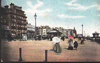 Sussex Postcard - Brighton - The Promenade From Hove   A6944