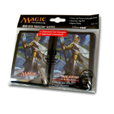 Ultra Pro Magic the Gathering MTG Theros Elspeth, Sun's Champion Sleeves (80CT)