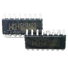 2PCS Original CH340G IC R3 Board Free USB Cable Serial chip SOP