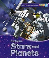 Explorateurs : Stars et Planètes par Stott, Carole Livre de Poche 9780753436523