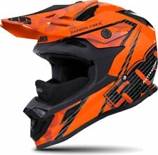 509 Altitude Carbon Fiber Snowmobile Helmet